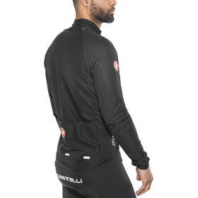 Castelli Perfetto Convertible Jacket Herr light black